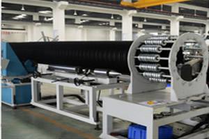 聚乙烯塑钢缠绕排水管4