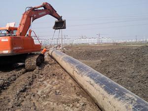 非开挖用聚乙烯-PE牵引管5