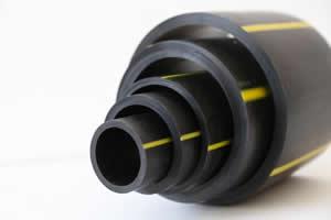 聚乙烯PE燃气管