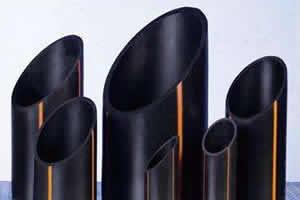 聚乙烯PE燃气管2