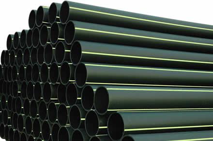 聚乙烯PE燃氣管6