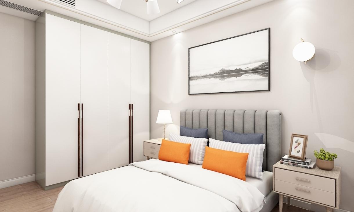 轻奢卧室-2