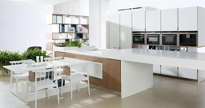 萬家樂全屋定制家具廠家一站式家具定制—整體廚房
