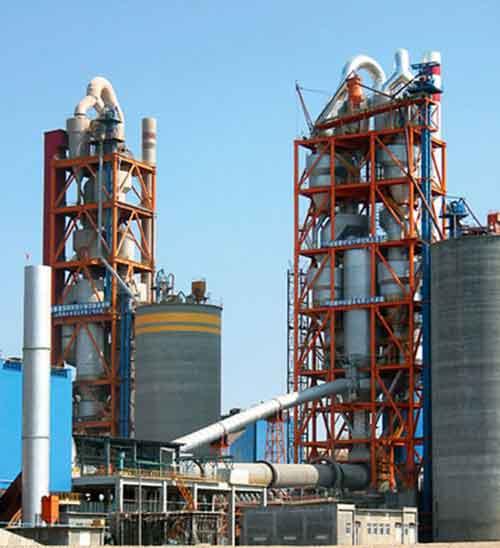 海螺水泥万吨生产线
