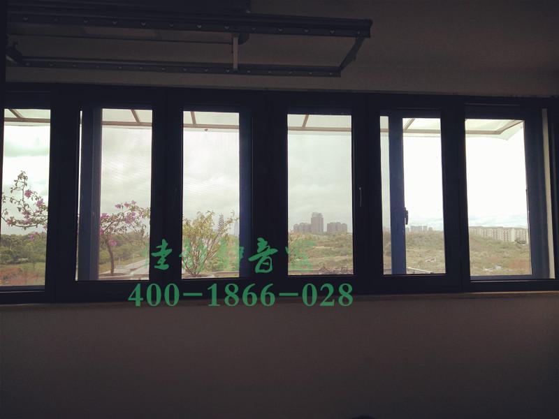 麓山印象靜音窗