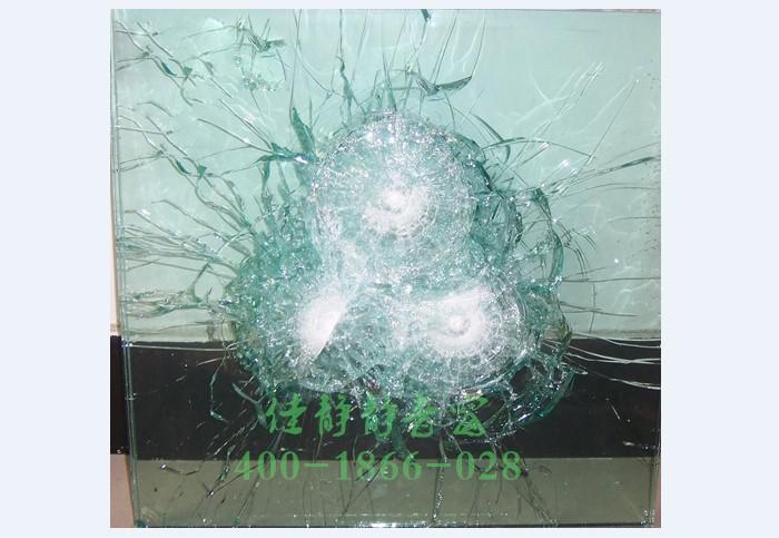 靜音玻璃破壞性安全測試