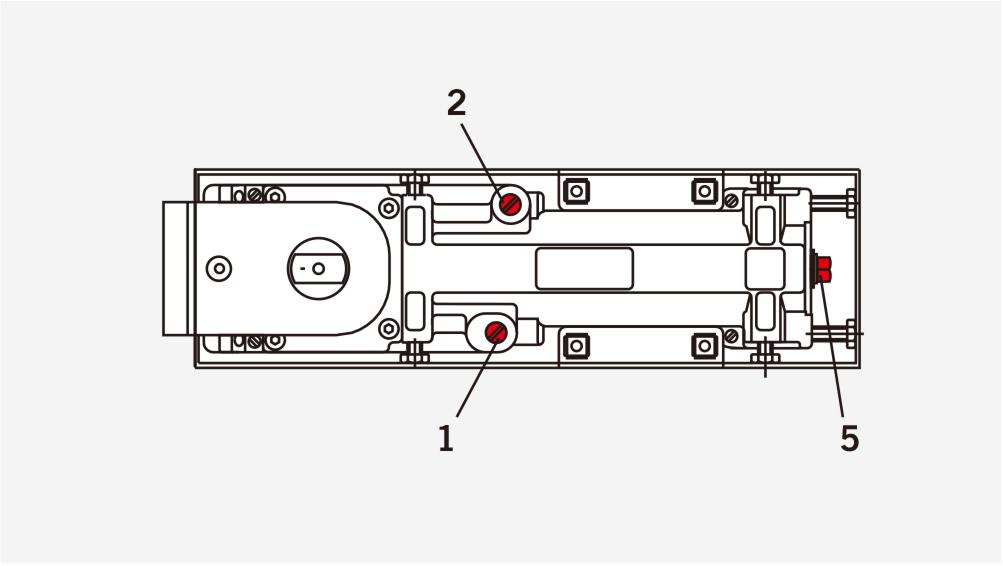 多玛凯拔BTS70地弹簧1