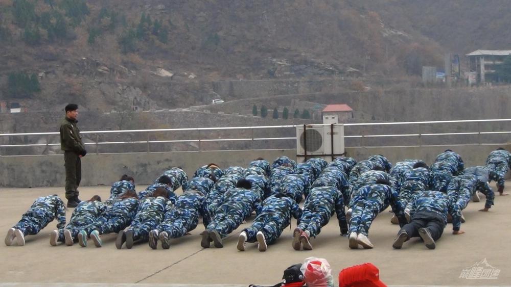 軍事拓展應屆生09