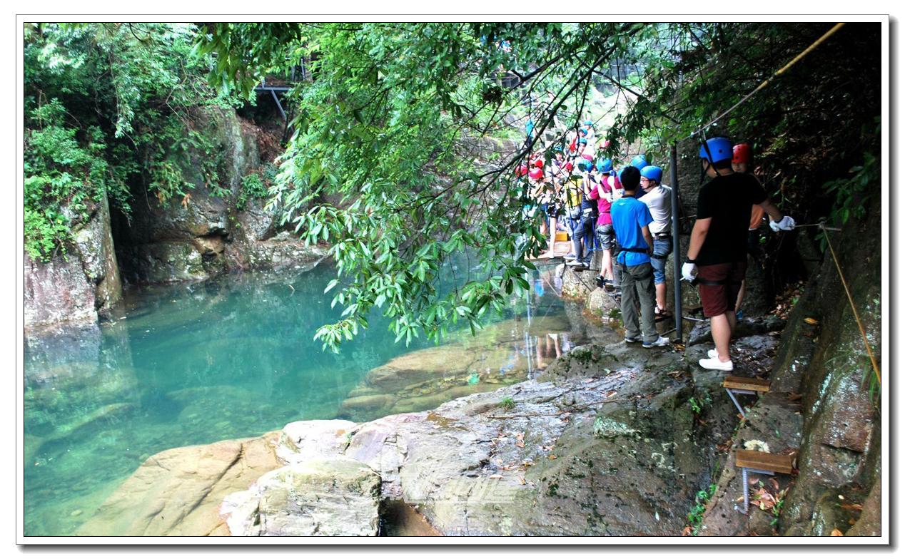 第九洞天大穿越峽谷穿越13