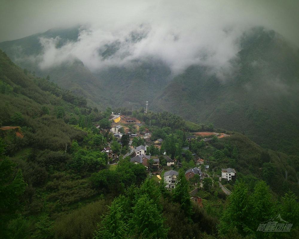 臨安龍井峽漂流基地13