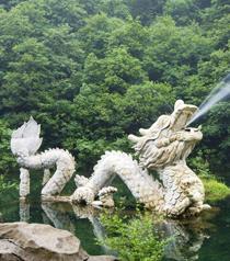 杭州白龍潭拓展基地