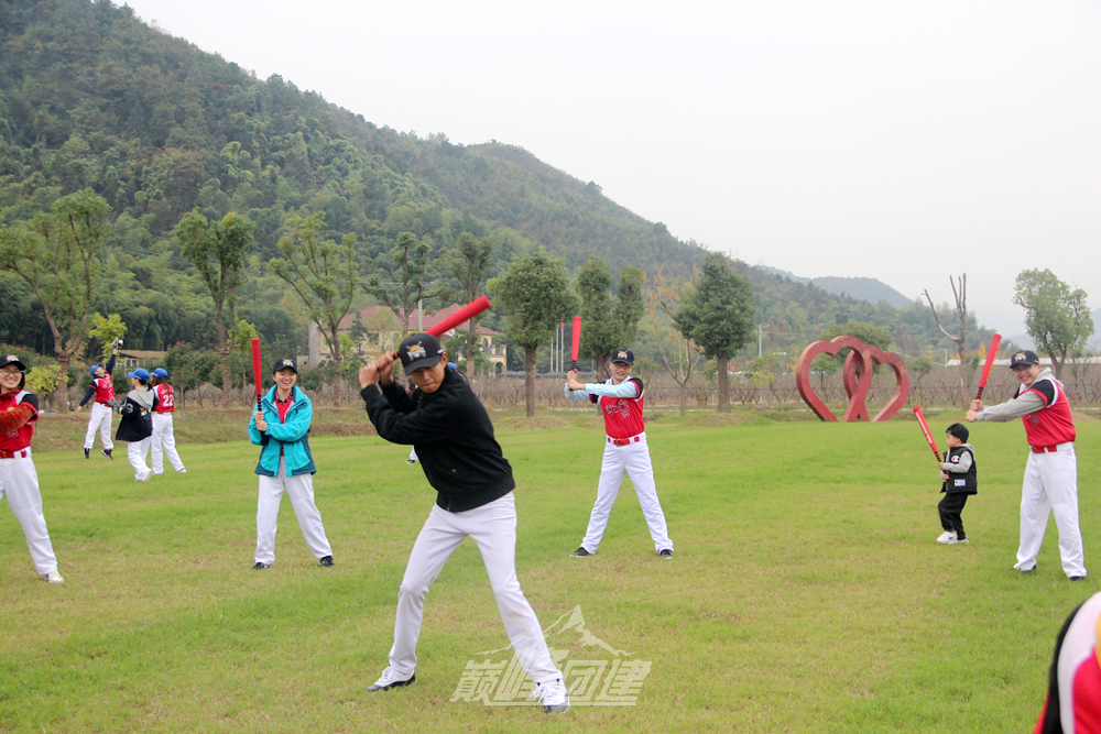 杭实国贸棒球体验09