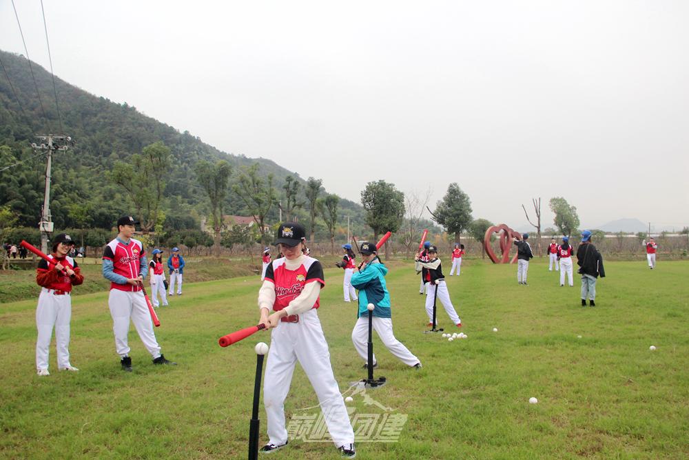 杭实国贸棒球体验13