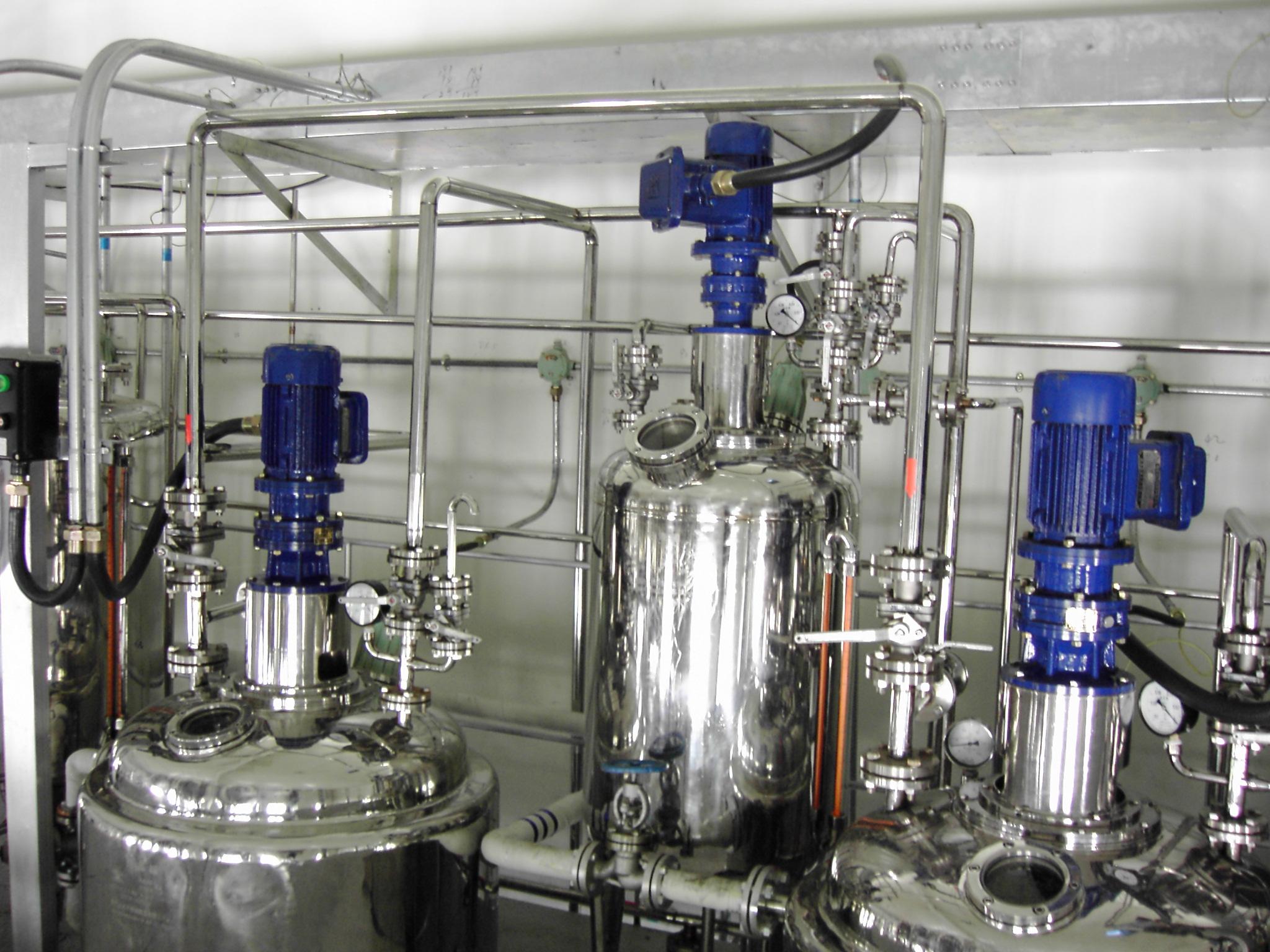 不锈钢发酵罐,反应釜
