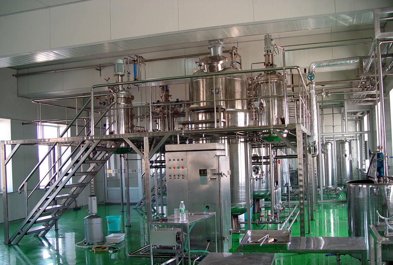 发酵配制系统
