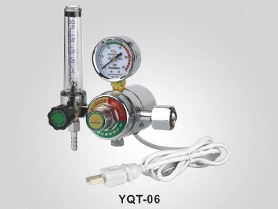 YQT-06加热系列二氧化碳减压器