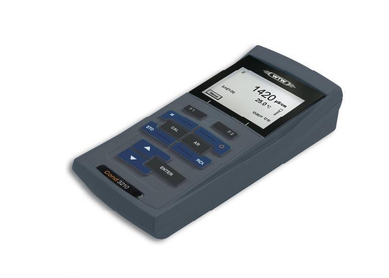 水质分析仪电导率仪Cond3210