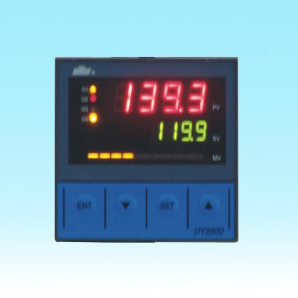 数显表PID调节带阀位跟踪数字光柱显示