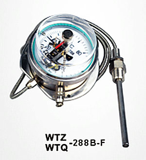 WTZ系列压力式温度计02
