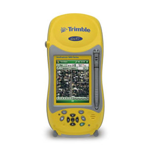 GPS产品天宝GeoExplorer3000系列GeoXT手持机