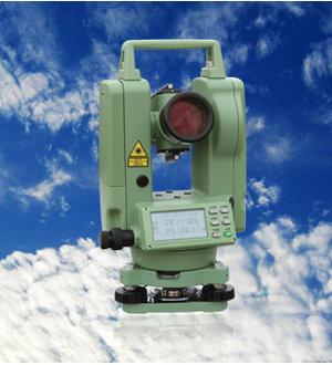 三鼎DT-02C普通光学电经纬仪