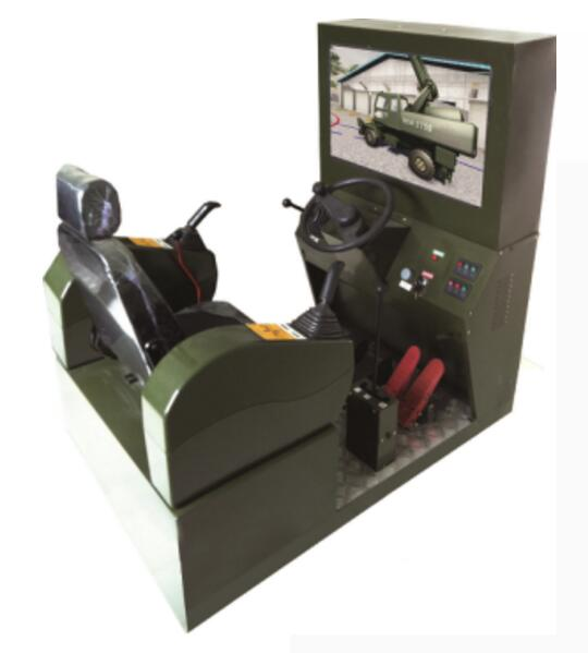 ZG-MNJ-L型輪式挖掘機模擬機