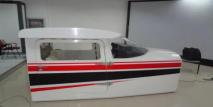 塞斯納172通航飛行模擬艙
