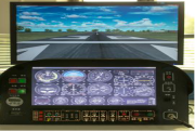 模擬飛行通用一體機