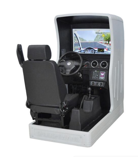 ZG-601JD型主被動式汽車駕駛模擬器、捷達車型