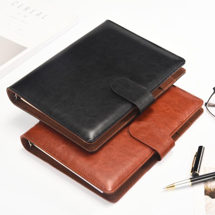 Leathernotebook