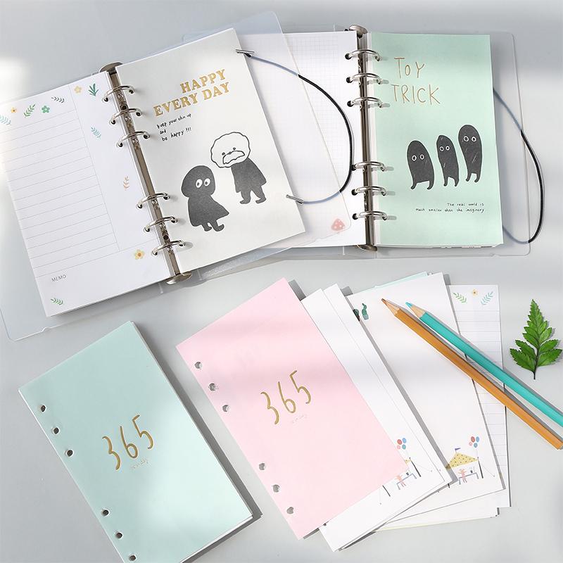 Loose-leafnotebook