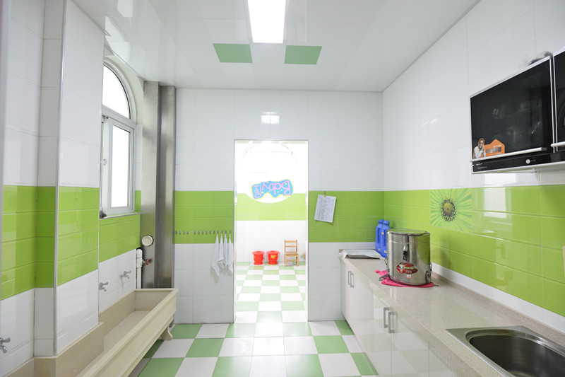 干凈的盥洗室