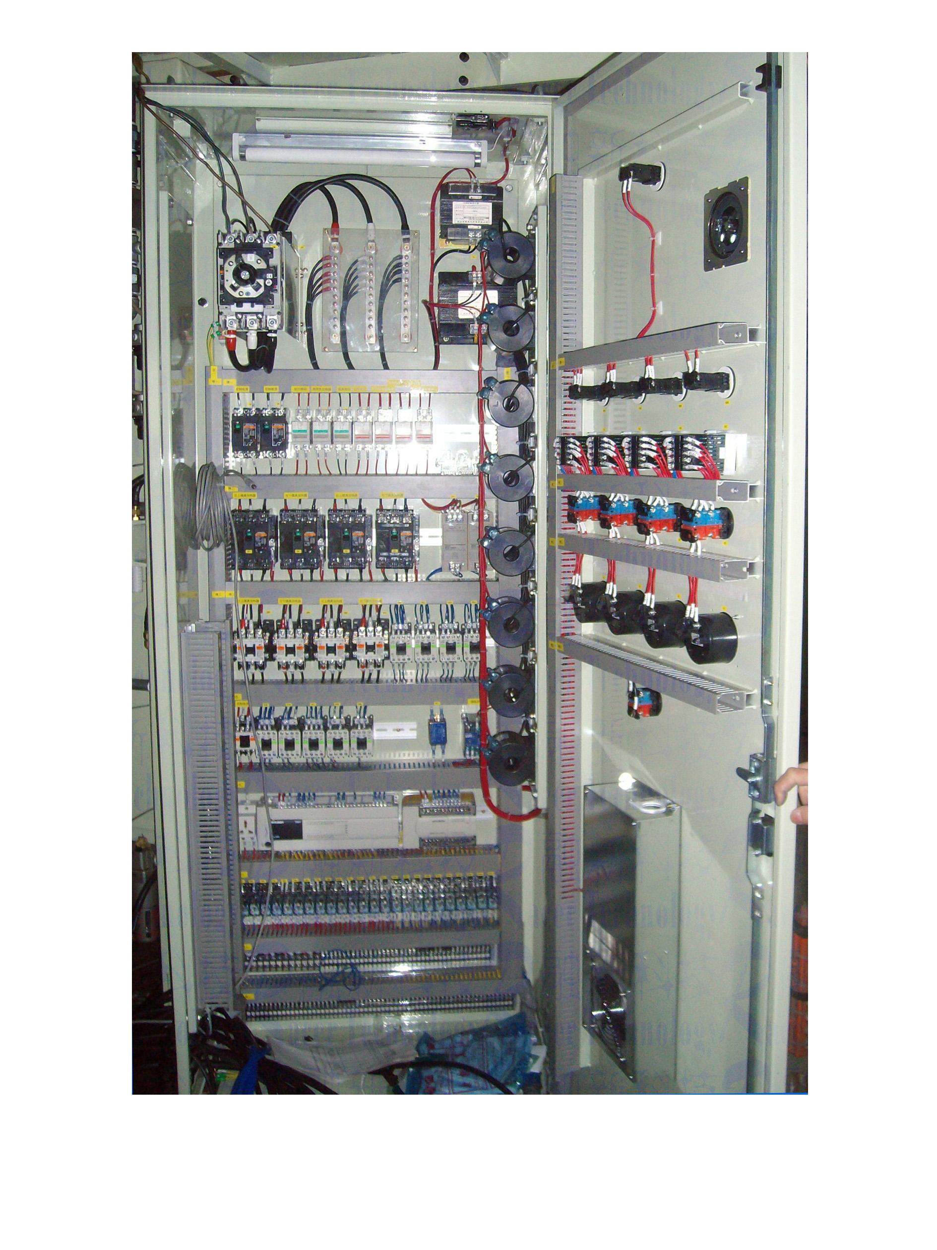 電控箱盤6-6080