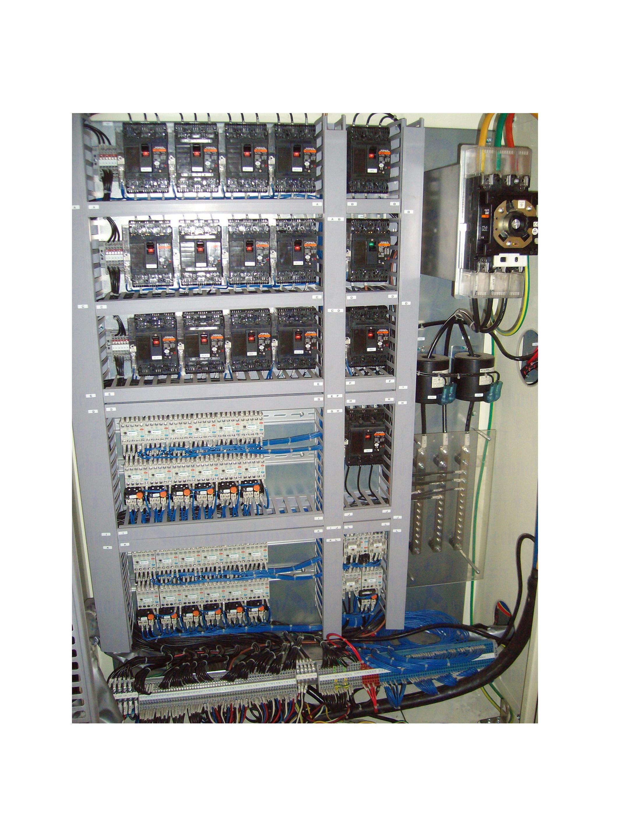 電控箱盤8-6080