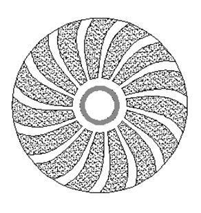 濾芯結構圖
