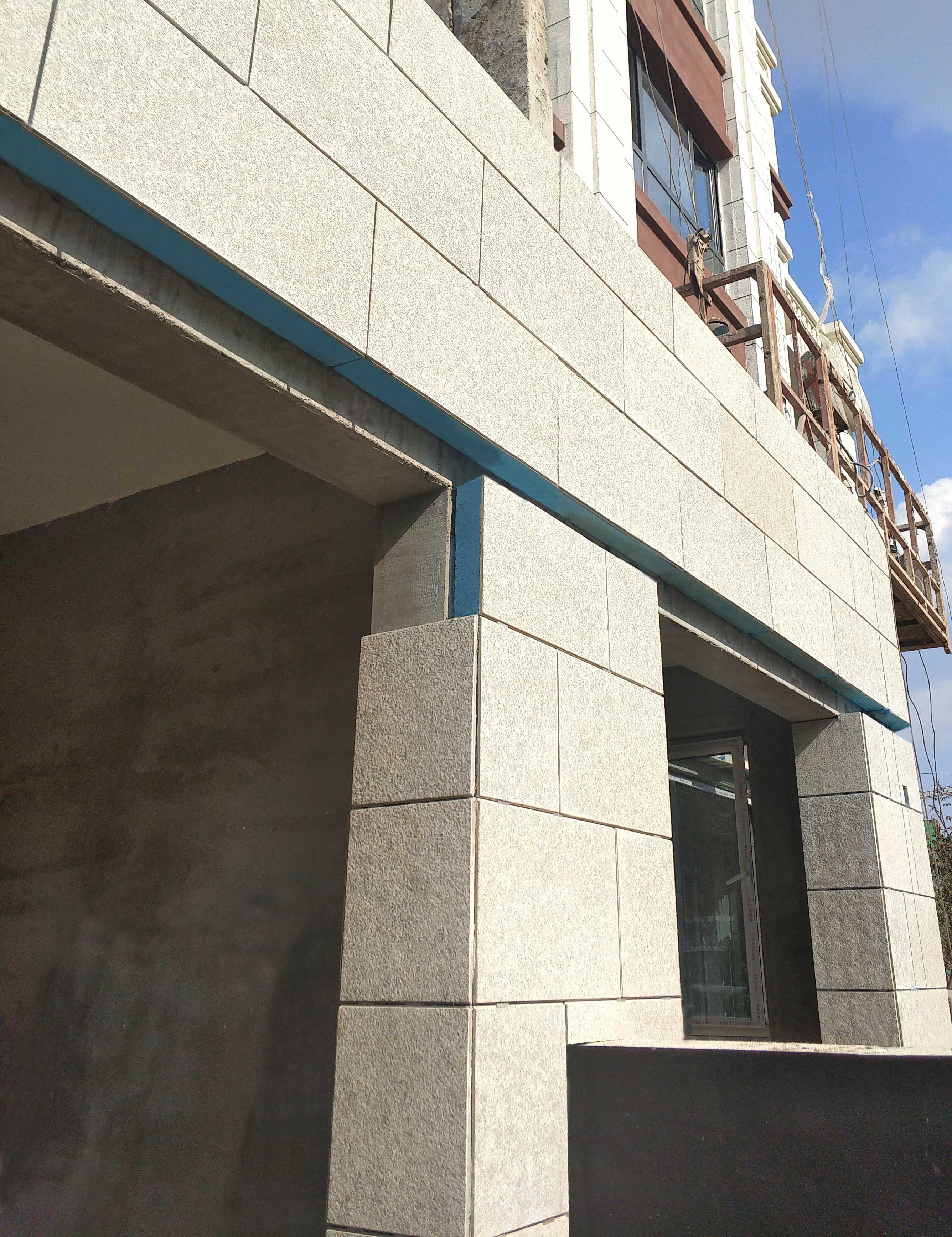 刑台盛世天骄项目-真岩石保温装饰一体板-4