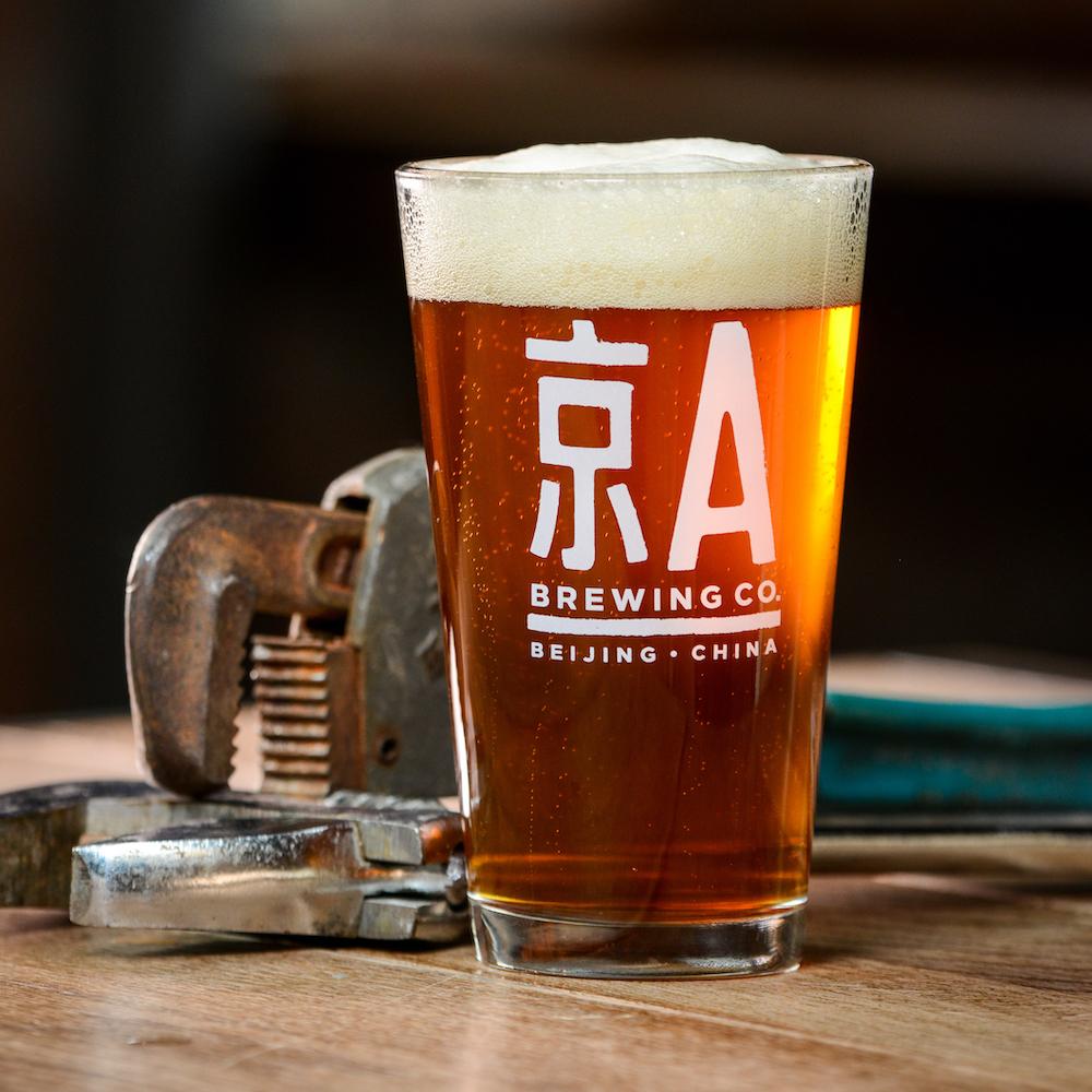 工人淡色啤酒