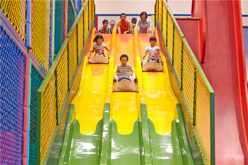 北京嘉里大酒店-儿童探险乐园