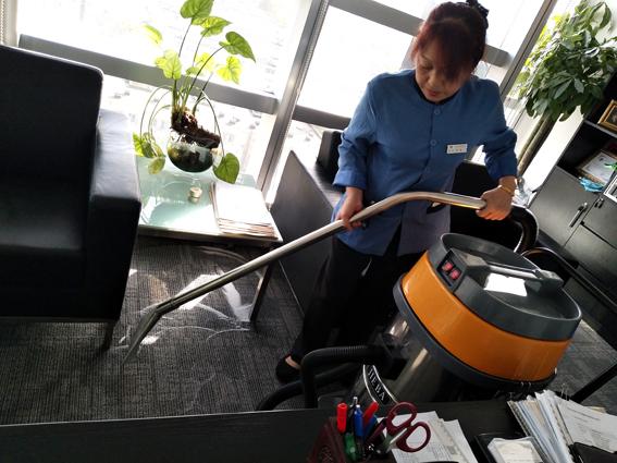 办公室保洁4