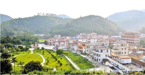 新兴县-簕竹镇