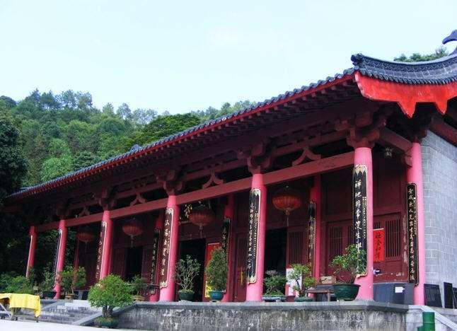 新兴县-六祖镇
