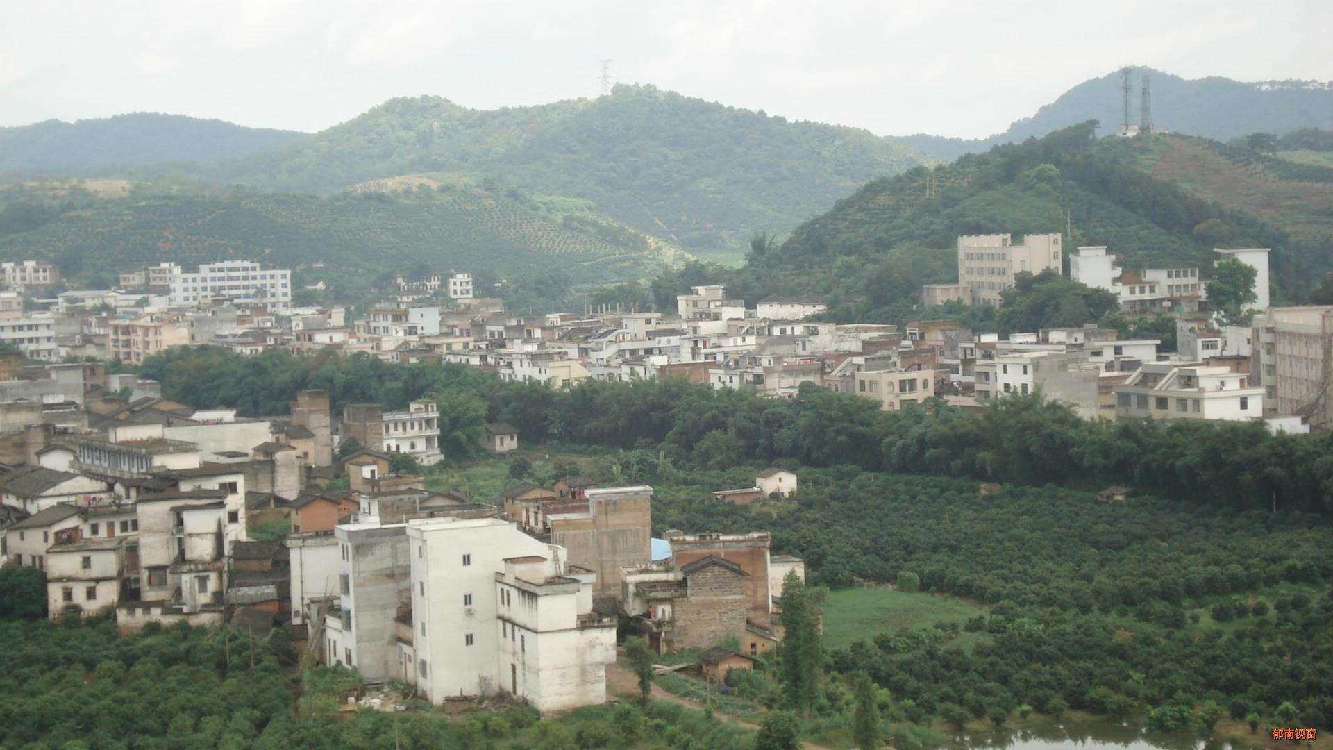 郁南县-平台镇
