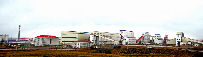 1920730_白云鄂博鐵礦西礦選礦廠全景