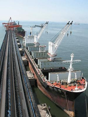 1133901_秦皇島港十萬噸級航道及戊己碼頭工程