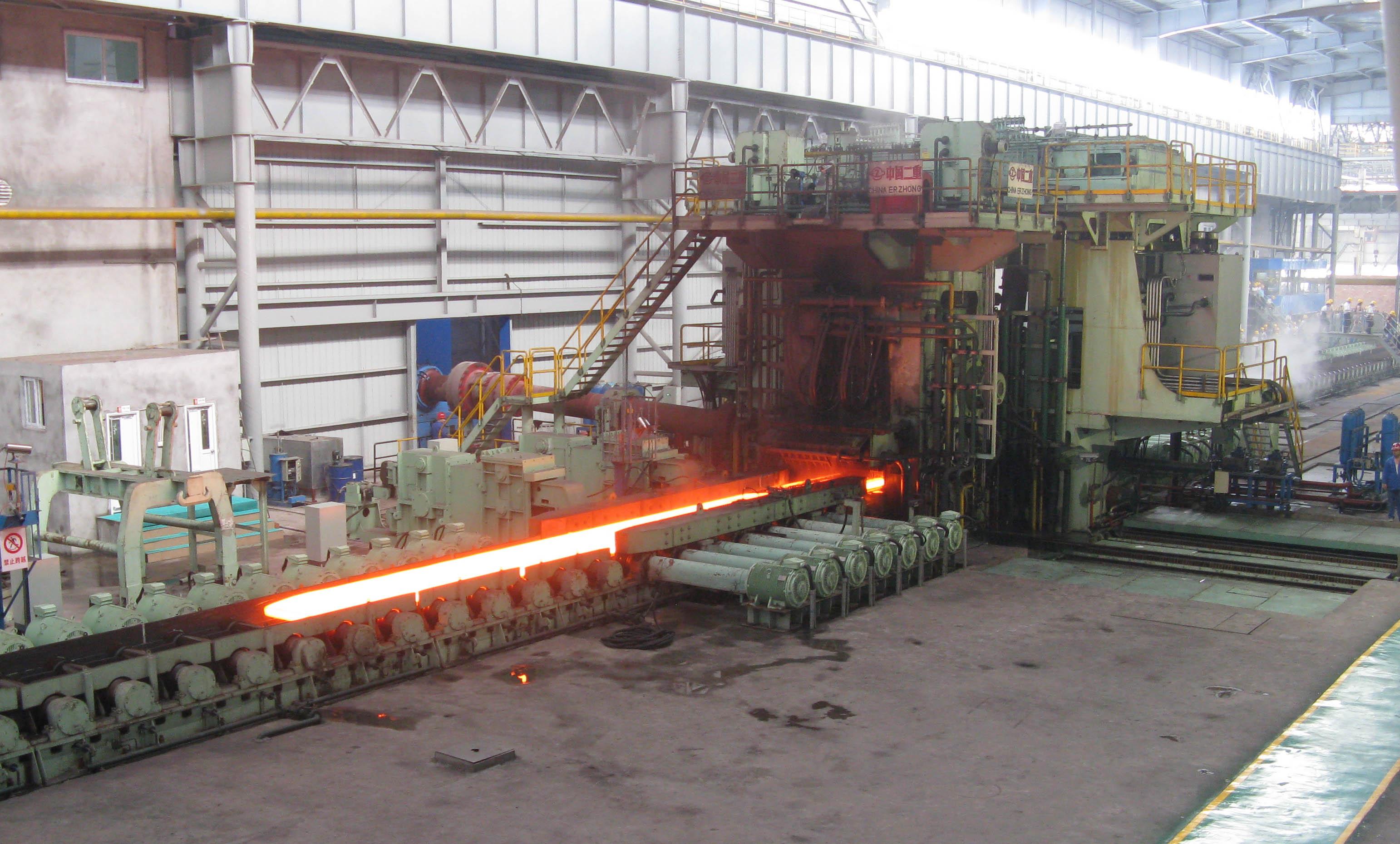 西南不銹1450熱軋不銹鋼機組