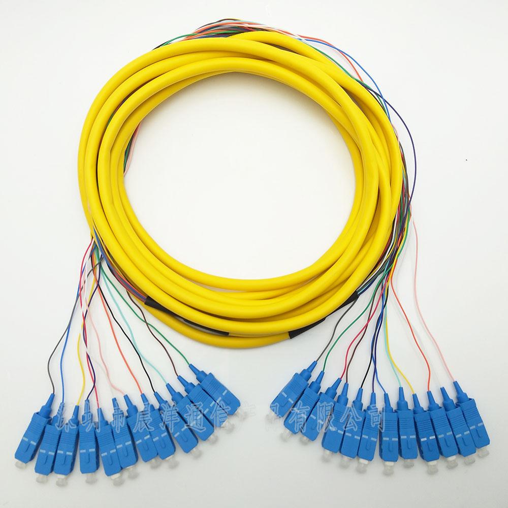 SC12芯束狀跳線-1000