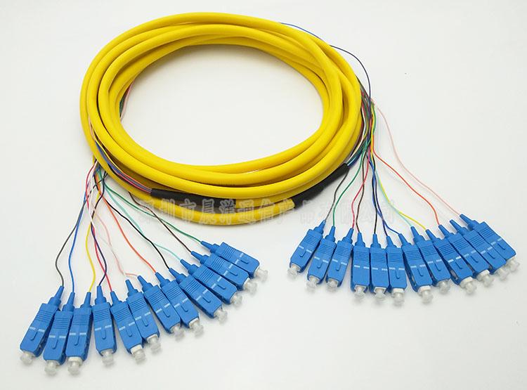 SC12芯束狀跳線-750