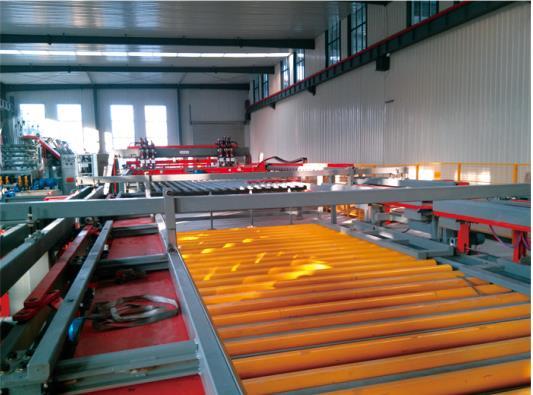 網片焊接生產線
