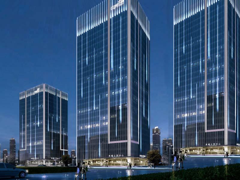高新金融商务大厦
