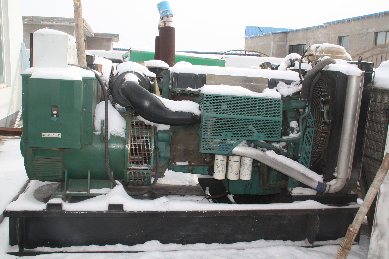 沃尔沃1241发电机组